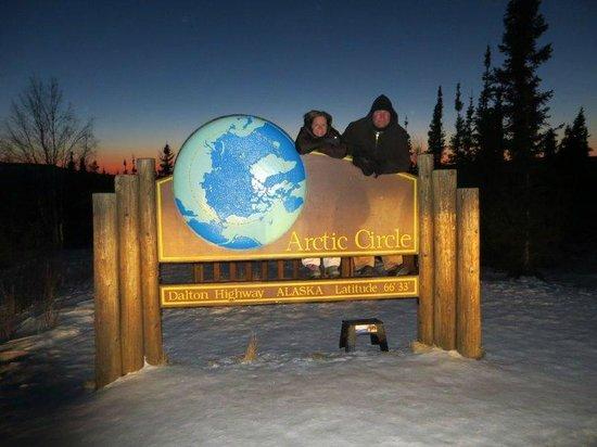 1st Alaska Outdoor School: Guess where!