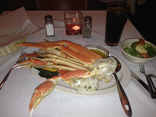 Viking Lobster Company: Snow crab feast