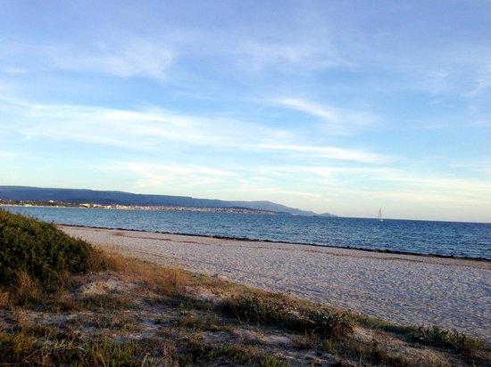 Vel Mari: beach