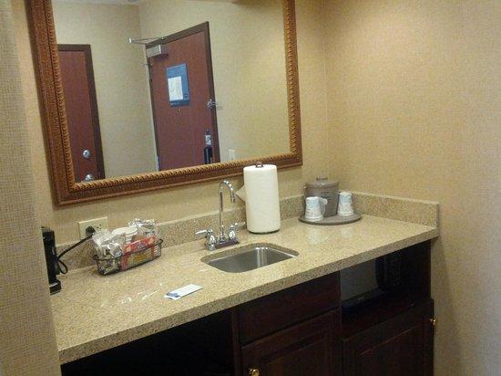Hampton Inn & Suites Boise-Meridian: Vanity Area