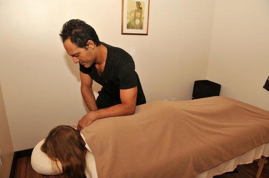 Maui Zen Day Spa: Lomi Lomi massage