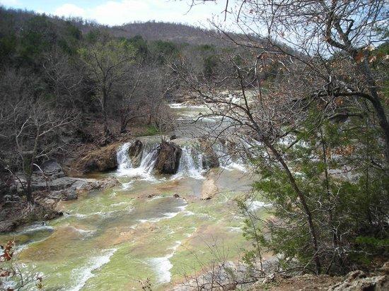 Turner Falls Park: Turner Falls 2