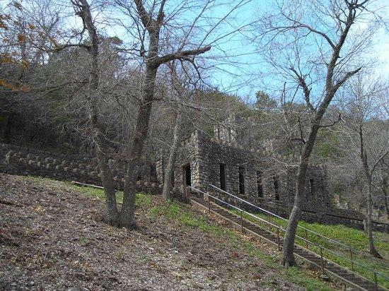 Davis, OK: Turner Falls Castle