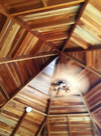 The SPA Retreat Boutique Hotel: Beautiful ceiling