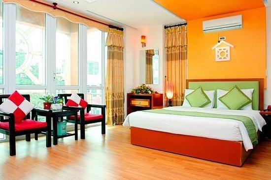 Van Mieu 1 Hotel: VIP room