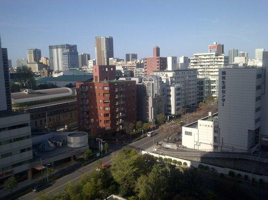 Keikyu EX Inn Shinagawa Ekimae: The City
