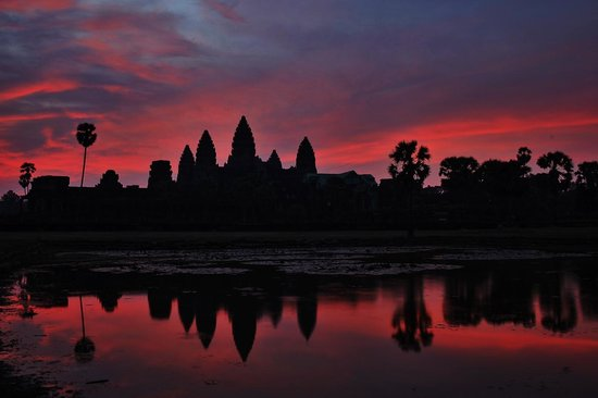 Rambutan Resort - Siem Reap: The Angkor Wat Sunrise