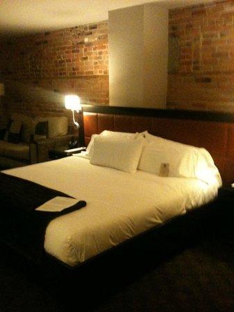 Le Place d'Armes Hotel & Suites: Nuit magique