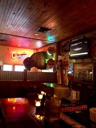 BT Bones: My Dinner Companion at the (Empty) Bar