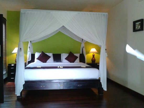 Bali Nyuh Gading Villa: our Bedroom