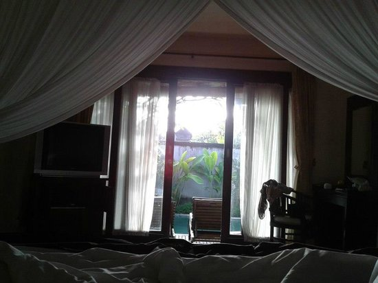Bali Nyuh Gading Villa: Woke up to sunrise everyday
