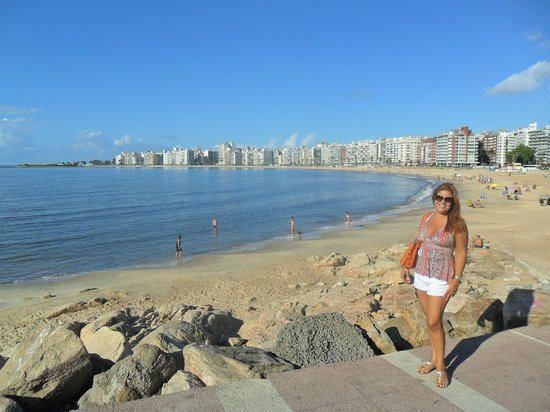 Montevideo City Tour Vista Do Mar Del Plata
