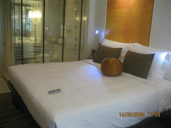 Dusit D2 Chiang Mai: Comfortable Bed