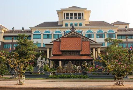 Pacific Hotel & Spa: Pacific Hotel