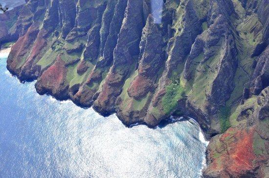 Best of Kauai Tour : Na Pali coast
