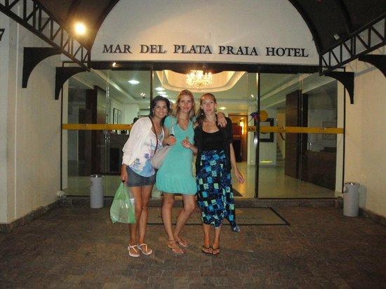 Mar de Canasvieiras Hotel & Eventos: entrada