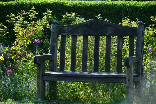 Benbow Historic Inn: Garden