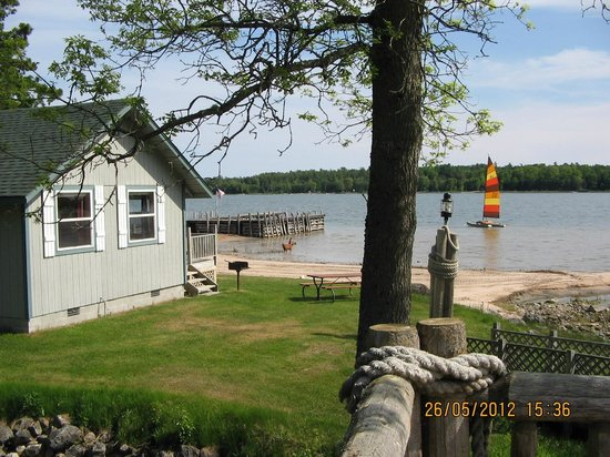 Island View Resort : cottage #6