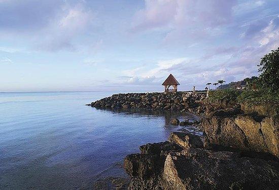 Cowrie Cove at Shangri-La's Mactan Resort & Spa: Observatory (Private Dining)