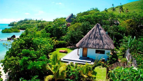 Navutu Stars Fiji Hotel & Resort: Grand bures