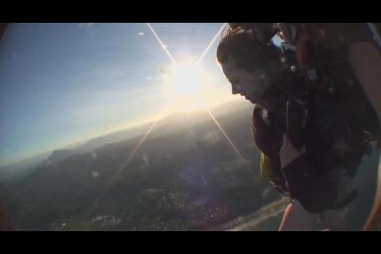 Skydive Mission Beach : amazing