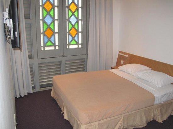 Mayo Inn: deluxe room