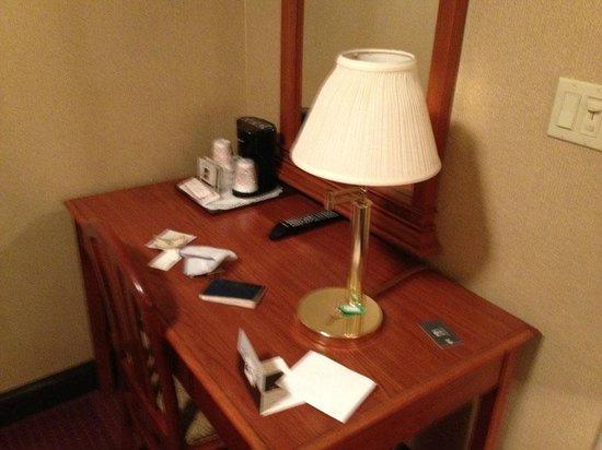 Hotel Newton: Quarto