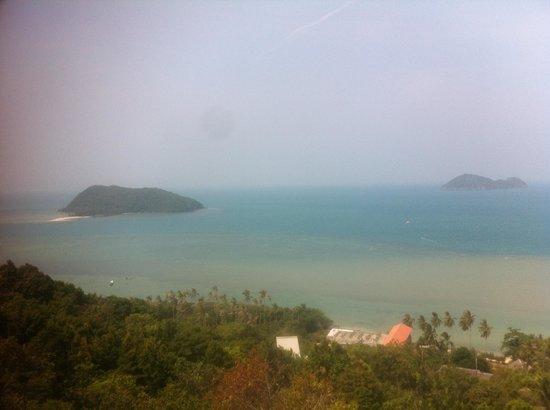 Saaree Seaview Resort: Breakfast view