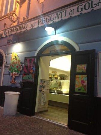 U Magu: il gelato più buono di Pietra