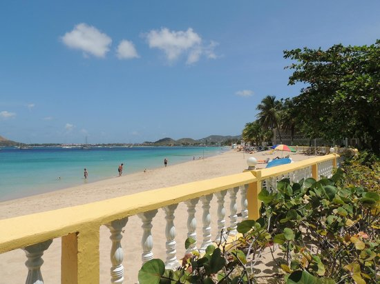 St. Lucian by Rex Resorts: De belles promenades