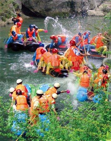 Ximen Gorges Drifting