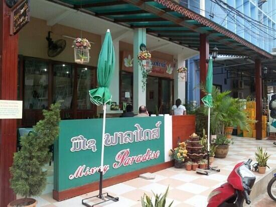 Mixay Guesthouse: mixey paradise