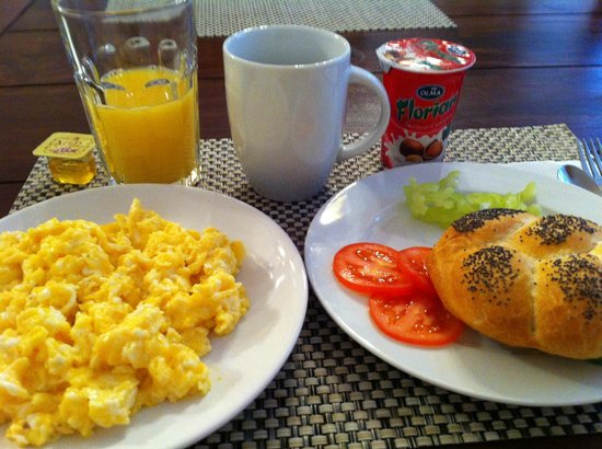 Pension Rozmaryna : breakfast
