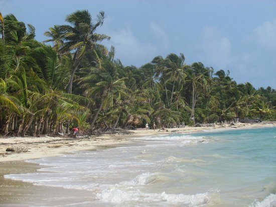 Carlito's Sunrise Paradise: plage