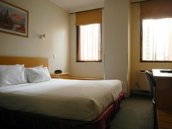 Best Western President Hotel Auckland: room