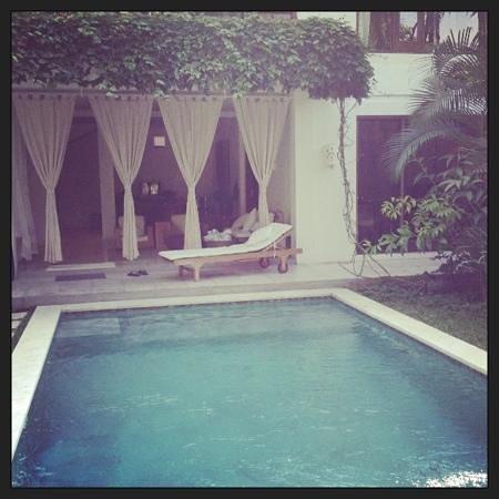De Ubud Villas & Spa: 2 bedroom villa