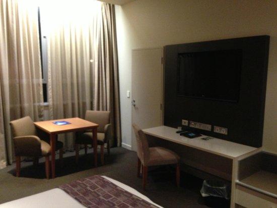 Scenic Hotel Dunedin City: Room