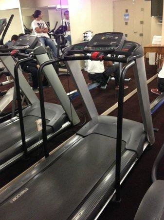 Scenic Hotel Dunedin City : Gym