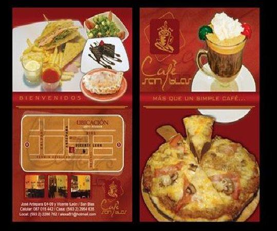 Café San Blas: Cafe San Blas