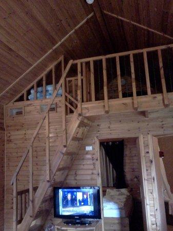 Peace Vista Country Lodge (Mitzpe Hashalom): Второй этаж