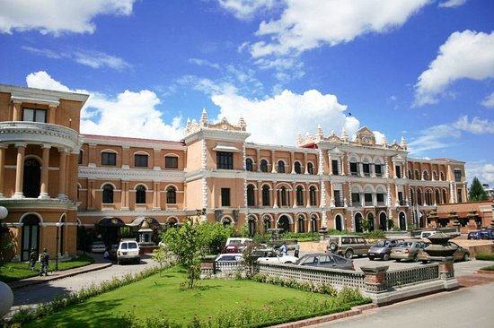 The Lal Durbar Convention Center, Hotel Yak & Yeti
