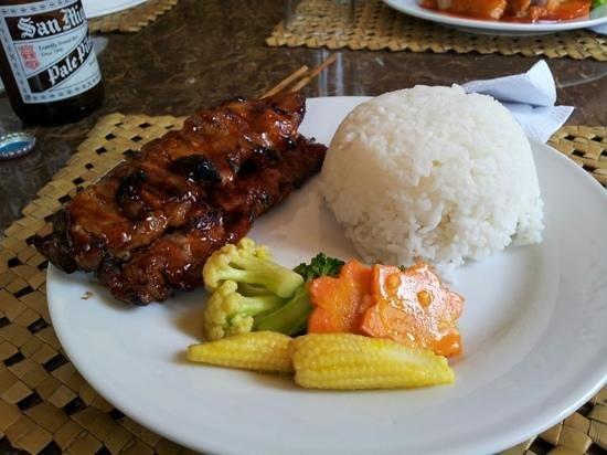 Bali Village Hotel Resort and Kubo Spa: lunch