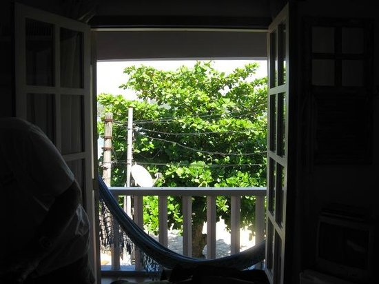 Pousada L'Escale: Balcony/Hammock