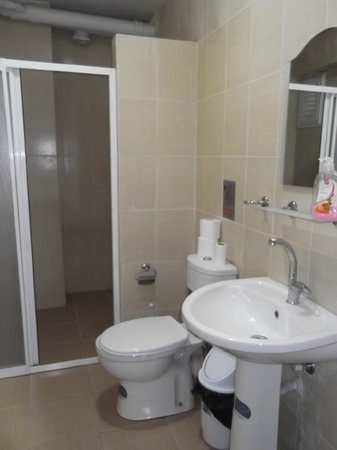 Route 39 : ensuite in double room