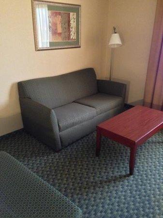 Hampton Inn & Suites El Paso West: sitting area (204)