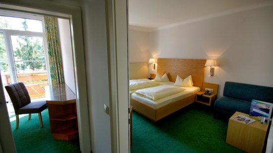 Hotel Birkenhof am See: Hotel Appartement
