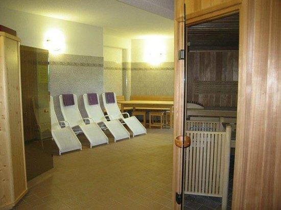Hotel Birkenhof am See: Indoor Sauna