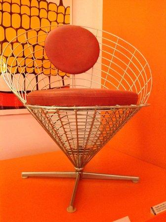 Designmuseum Danmark: Ice Cream Chair