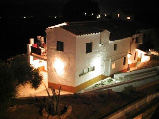 Cortijo Rosario: From the Villa Balcony