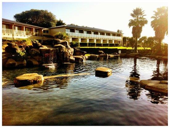 國敦島屿湾度假酒店照片